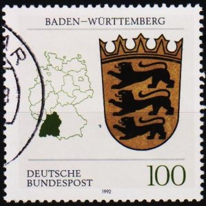 Germany.. 1992 100pf S.G.2437 Fine Used