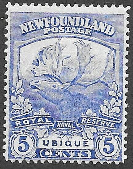 Newfoundland Scott Number 119 F H