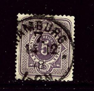 Germany 30 Used 1875 issue