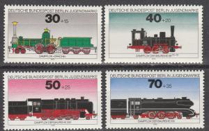 Germany #9NB115-8 MNH CV $4.55 (S5994)