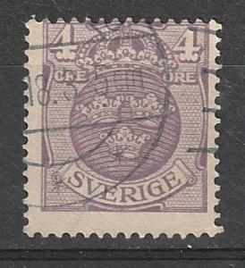 #69 Sweden Used