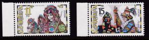 CZECH Republic  1998 National Festivals  VF/NH