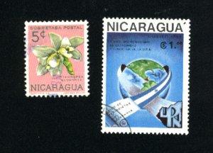 Nicaragua #1683, RA68  used VF PD