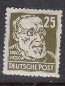 Germany (DDR) #129 VF/NH