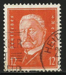 Germany 1932 Scott# 373 Used