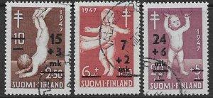 -Finland B91 - 93 mlh 2017 SCV $12.25  -  12504