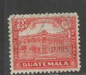 GUATEMALA 307 VFU 241D-2