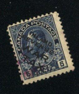 Canada #MR2Bi    u   1915 PD