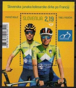 SLOVENIA - 2020 - M/S - BICYCLING - TOUR DE FRANCE - HEROES -