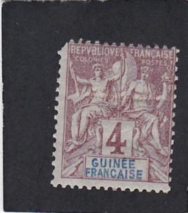 French  Guinea  #   3   unused