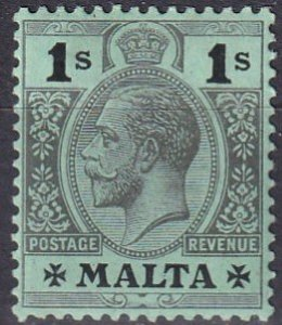 Malta #59  F-VF  Unused CV $14.00  (Z1654)