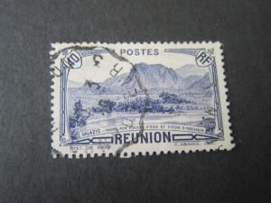 French Reunion 1933 Sc 137 FU
