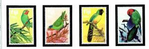Fiji 481-84 MNH 1983 Birds