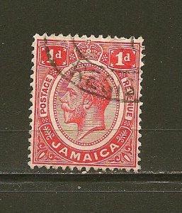 Jamaica 61 King George V  Used