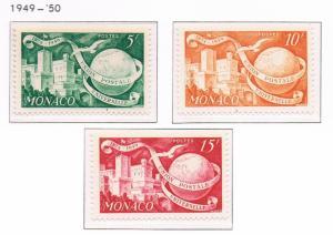 Monaco VF-NH #245-246