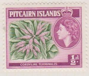 Pitcairn Islands Sc#20 MH