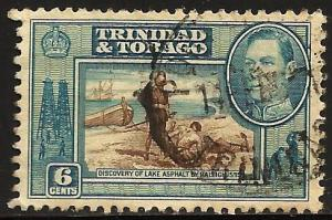 Trinidad & Tobago 1938 Scott# 55 Used