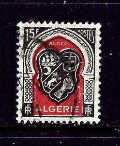 Algeria 225 Used 1949 issue