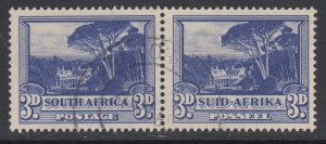 South Africa, Scott 57c (SG 117a), used