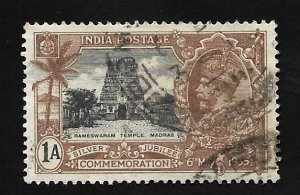 India 1935 - U - Scott #144