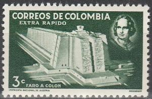 Colombia #C306 MNH F-VF  (V836L)