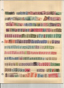 GERMANY COLLECTION ON STOCK SHEETS