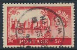 Great Britain SG 596   Scott 372  Used  SPECIAL 5% cat