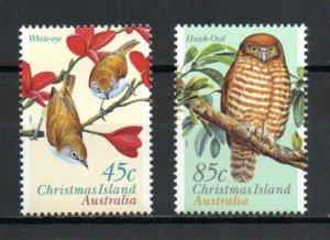 Christmas Island 399-400 MNH