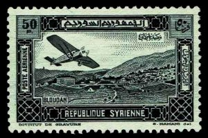 1934 Syria #C65 Airmail - Unused NG - VF - CV$50.00 (ESP#4151)