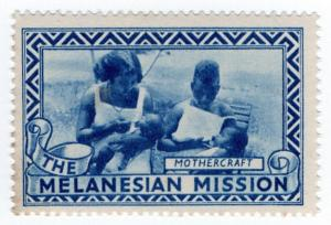 (I.B) Cinderella Collection : The Melanesian Mission (Mothercraft)