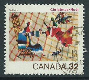 Canada SG 1137 Fine Used