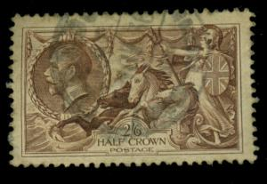 Great Britain #173 Used F-VF Cat$180