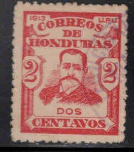 Honduras  Scott 132 Used stamp