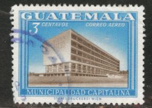 Guatemala  Scott C279 used stamp