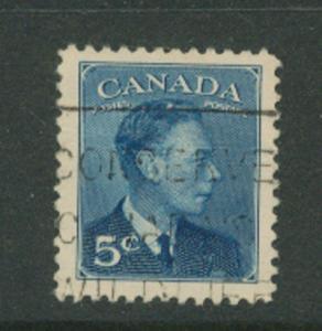 Canada SG 418  Fine Used