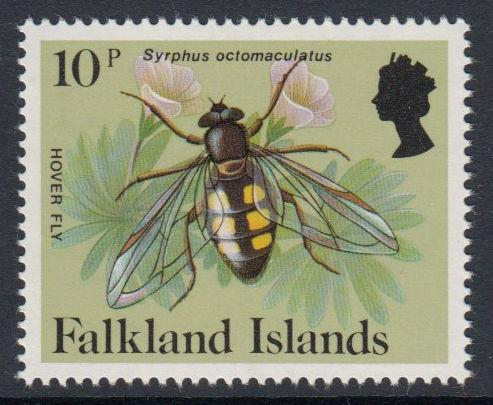 Falkland Islands - 1984 Insects and Spiders (10p) (MNH)