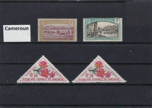 CAMEROUN  MOUNTED MINT  STAMPS ON  STOCK CARD. REF 1906