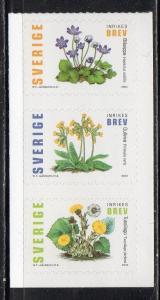 Sweden 2461 - Mint-S/A - Flowers (cv $4.50)