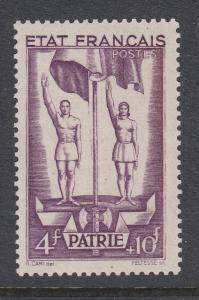 France B156 mint