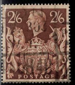 Great Britain Scott 249 Used 1939 KGVI UsedI stamp