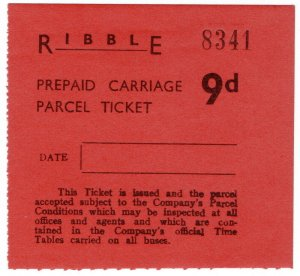 (I.B) Cinderella : Private Carrier - Ribble 9d
