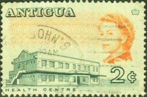 Antigua #169a   Used