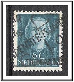 Netherlands #307 Queen Juliana Used