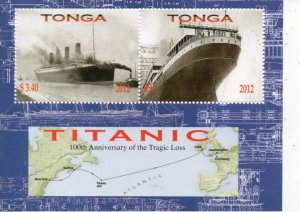 Tonga 1179 MNH .