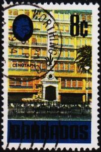 Barbados. 1970 8c S.G.405 Fine Used