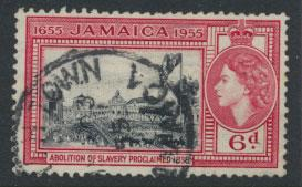 Jamaica  SG 158  -  Used-  see scan and details