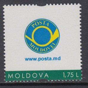 Moldova 867 MNH VF