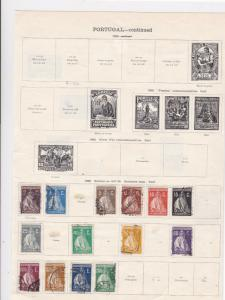 Portugal Stamps Ref 14626