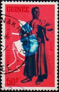 Guinea. 1962 50f. S.G.321 Fine Used