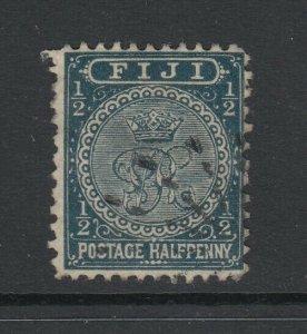 Fiji, Scott 53 (SG 103b), used